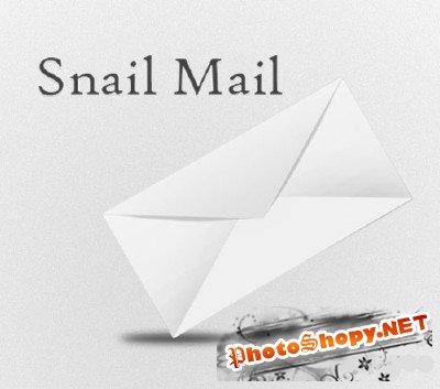 Envelope psd file