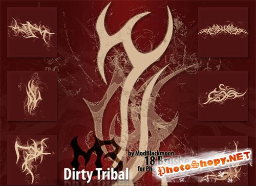Dirty tribal