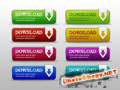 Download Web Buttons Pack