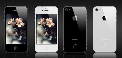IPhone psd file
