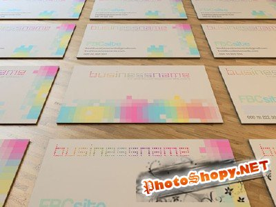 Collor Business cards