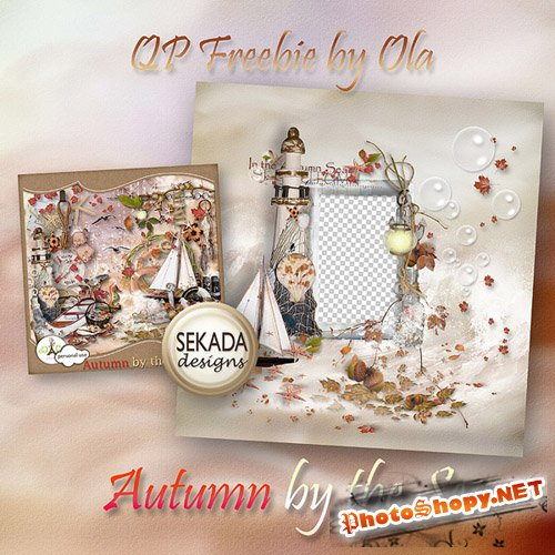 Quick-page - Autumn By The Sea