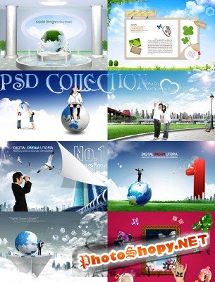 PSD source collection 2011 pack # 49