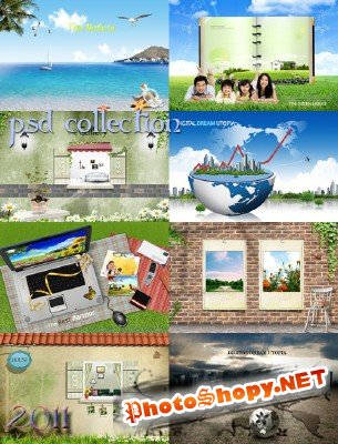 PSD source collection 2011 pack # 50