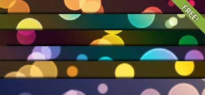 Colored balls backgrounds