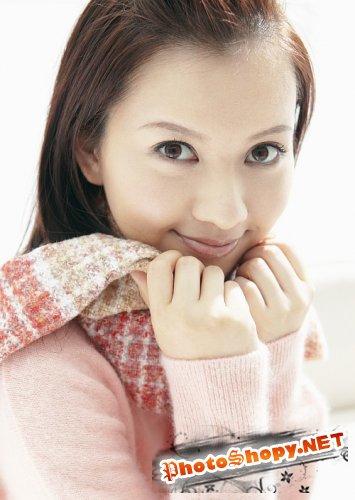 Stock Photos - портреты девушек
