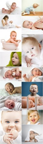 Photo Cliparts - Baby