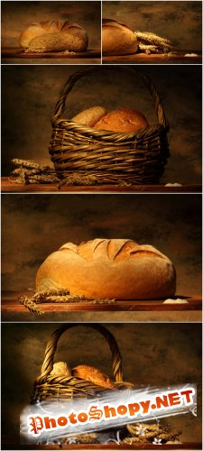 Photo Cliparts - Bread
