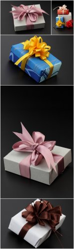Photo Cliparts - Presents