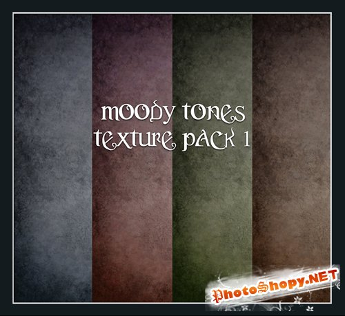Moody Tones Texture Pack 1