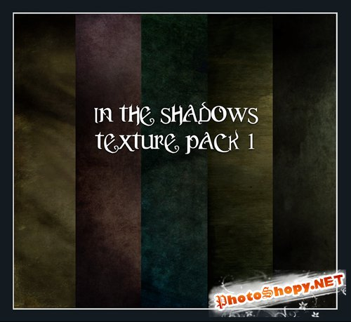 In The Shadows Texture Pack1