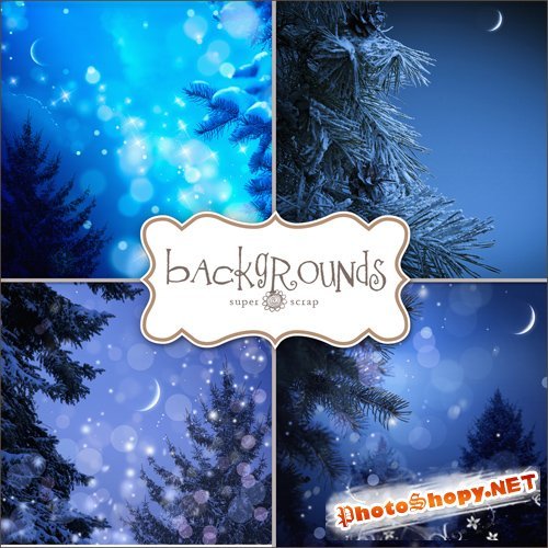Textures - Night Backgrounds