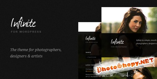 Themeforest Infinite - Photography Theme
