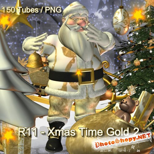 R11 - Xmas Time Gold 2