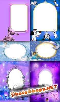 Photo Frame - Magic fairy dreams