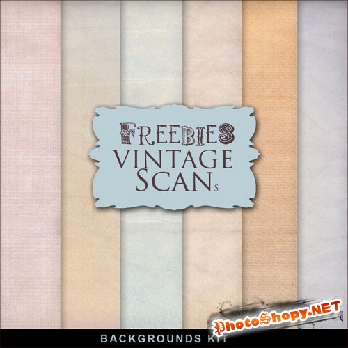 Textures - Old Vintage Backgrounds #55