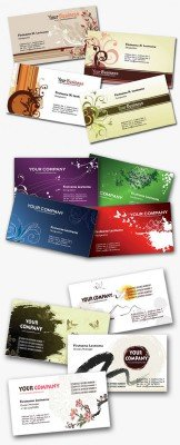 Personal Business Cards Bundle