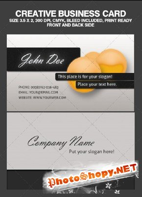 Creative Business Cards 2011