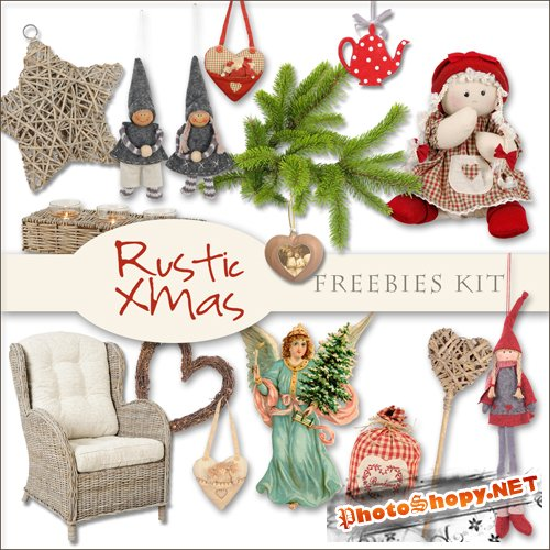 Scrap-kit - X-mas Decor #7