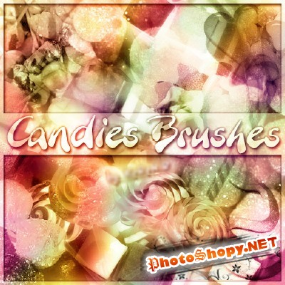 Candies Brushes