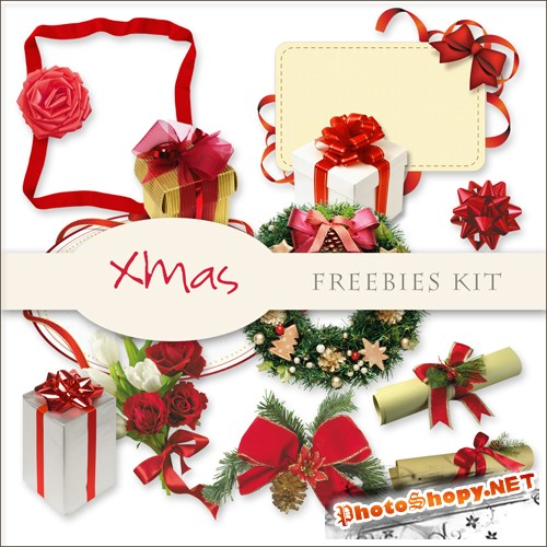 Scrap-kit - X-mas Decor #13