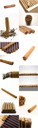 Photo Cliparts - Cigar