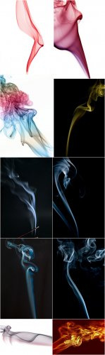 Photo Cliparts - Smoke