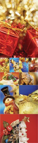 Christmas Elements - GlowImages GWC107