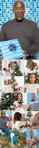 African American Christmas - Image Source IS446