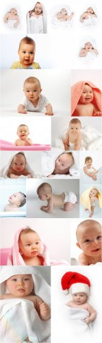 Photo Cliparts - Baby-part1