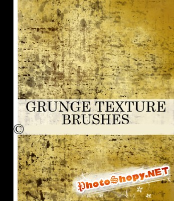 Grungy Brushes