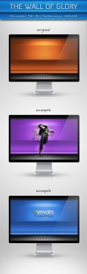 Wall Of Glory PSD - GraphicRiver