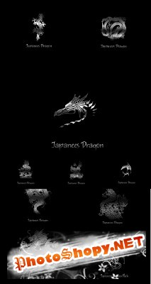 Dragon Pack psd