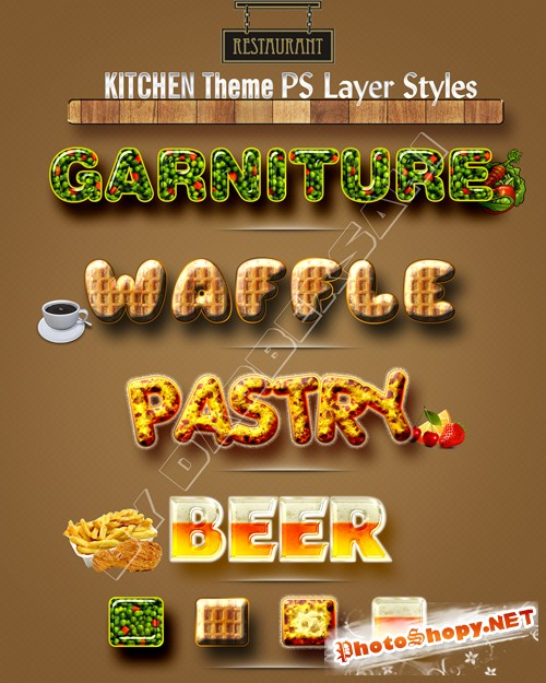kitchen ps text style by dabbexsahi