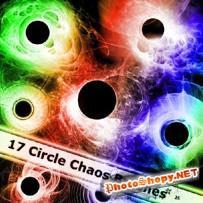 17 circle chaos brushes