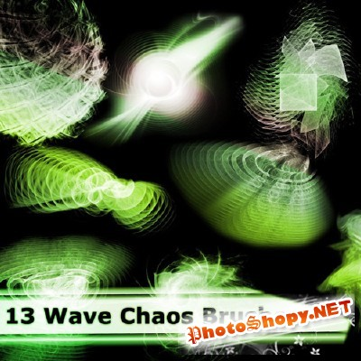 13 wave chaos brushes