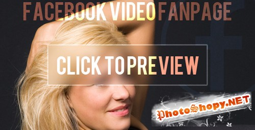ActiveDen - Video Fan Page (Incl FLA) FB Template - Rip