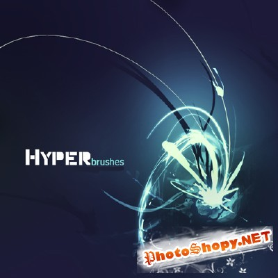 Hyper Brushes set