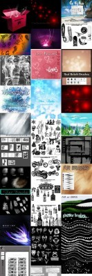 Cool Collection Brushes for Photoshop pack 11