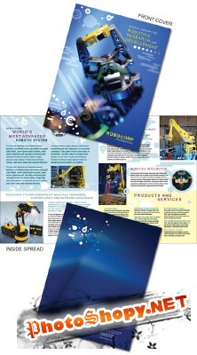 Brochure for Technology INDD