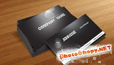 Business Cards Mockup PSD for Photoshop