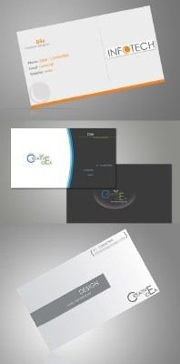Corporate Business Card Pack for Photoshop