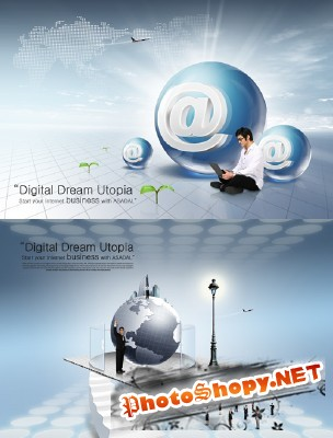 Internet business opportunities for Photoshop
