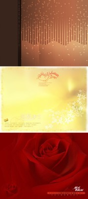Romantic Psd backgrounds for Photoshop