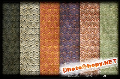 Vintage Retro Wallpaper for Photoshop