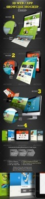 App Showcase Mockup - GraphicRiver