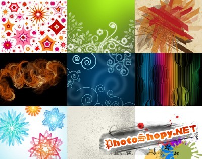 New Collection Brushes 2012 for Photoshop pack 26
