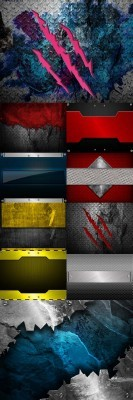 New Metal Source Collection 2012 for Photoshop