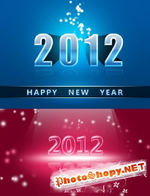 Psd 2012 Year for Photoshop