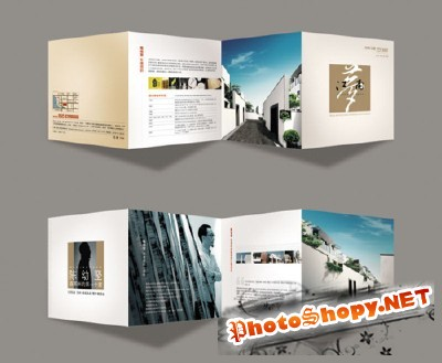 Leaflet Psd File For Photoshop